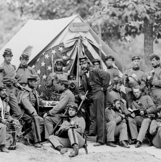 Civil War Photograph from the National Archives