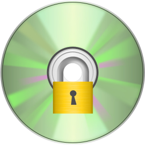 Encrypted DVD