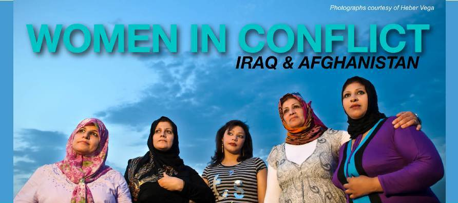 Women In Conflict: Iraq & Afghanistan