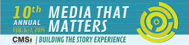 Media That Matters 2014