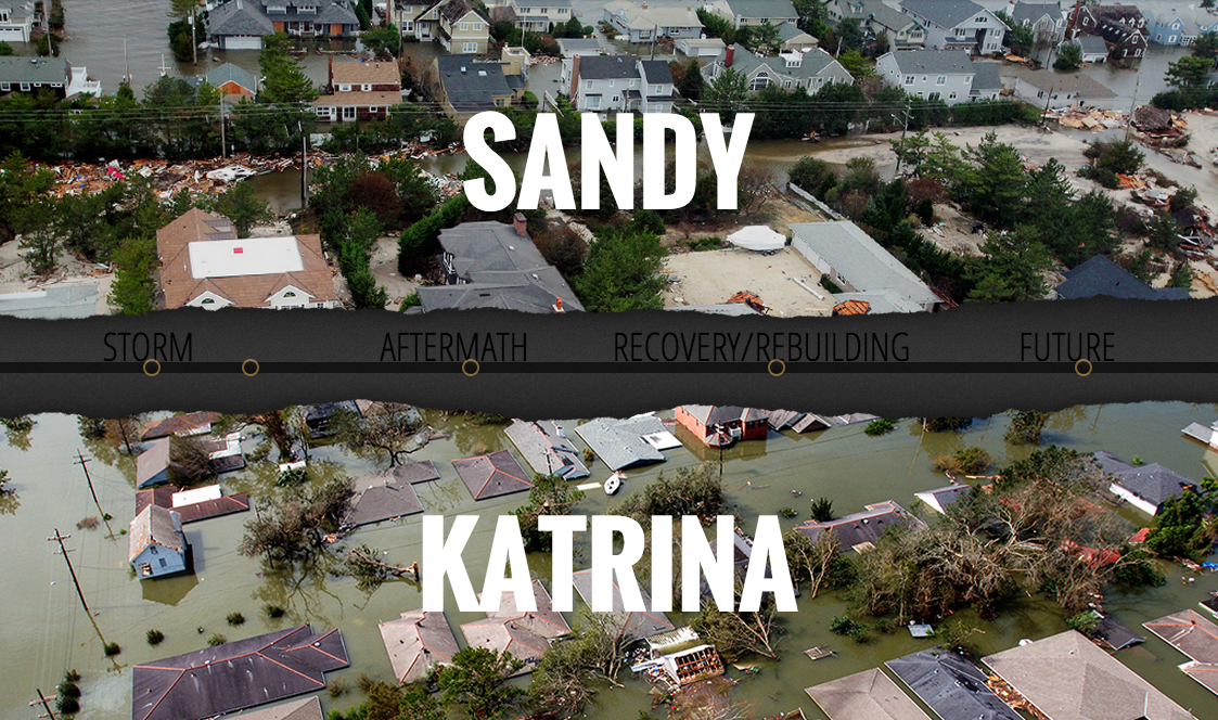 hurricane sandy and hurricane katrina essay The hurricane caused close to $62 billion in damage in the united states and at least $315 million in the caribbean hurricane sandy is the nation's most expensive storm since hurricane katrina, which caused $128 billion in damage.